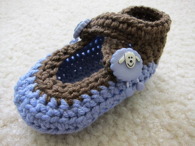 Sheep booties 002